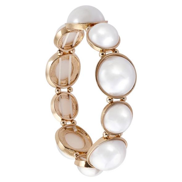 Armband - Glam Pearl