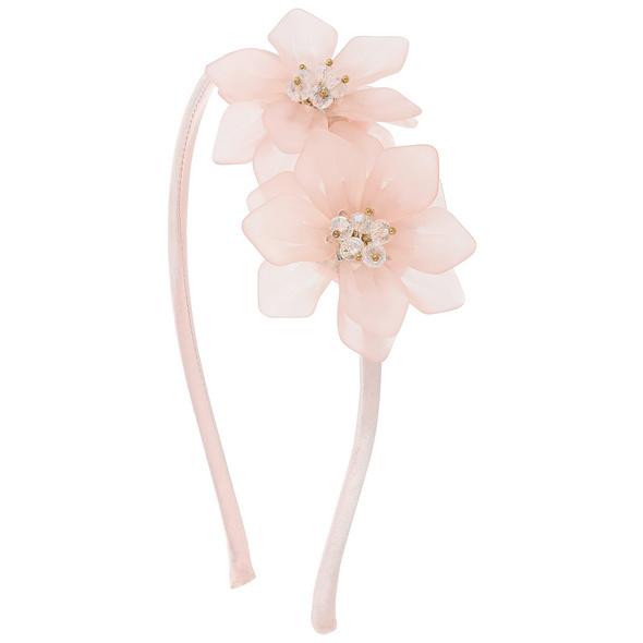 Haarreif - Romantic Flower