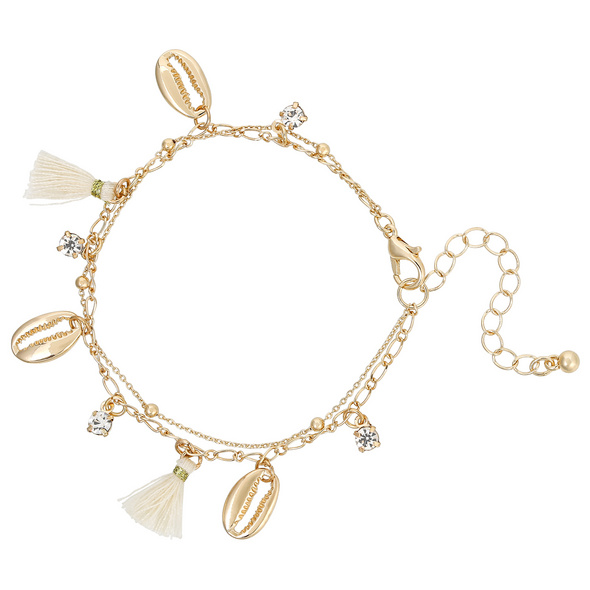 Armband - Bright Shell