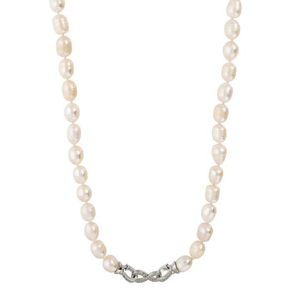 Kette - Infinity Pearls