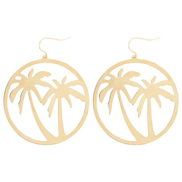 Ohrhänger - Beach Palms