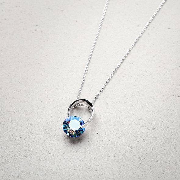 Kette - Blue Sparkle