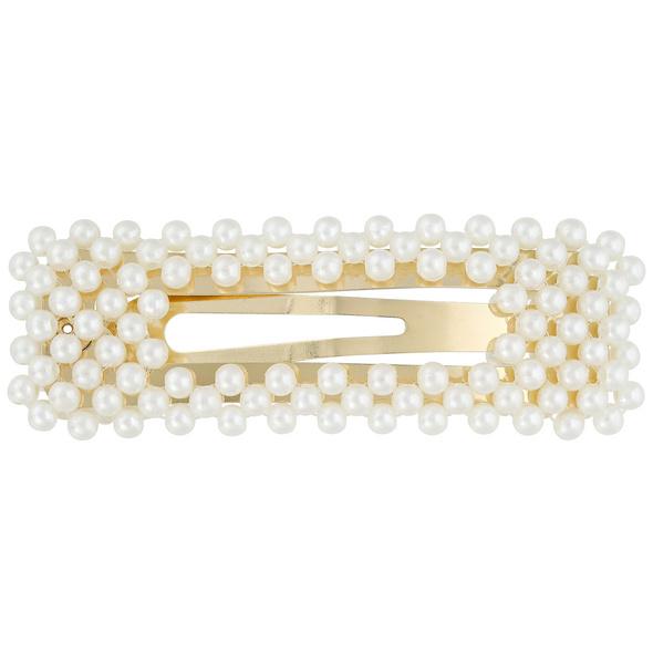 Haarspange - Pearl Star