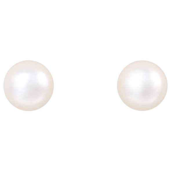 Ohrstecker - Shiny Pearl