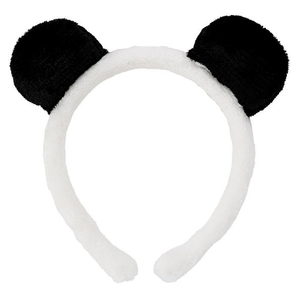 Kinder Haarreif - Panda Ears