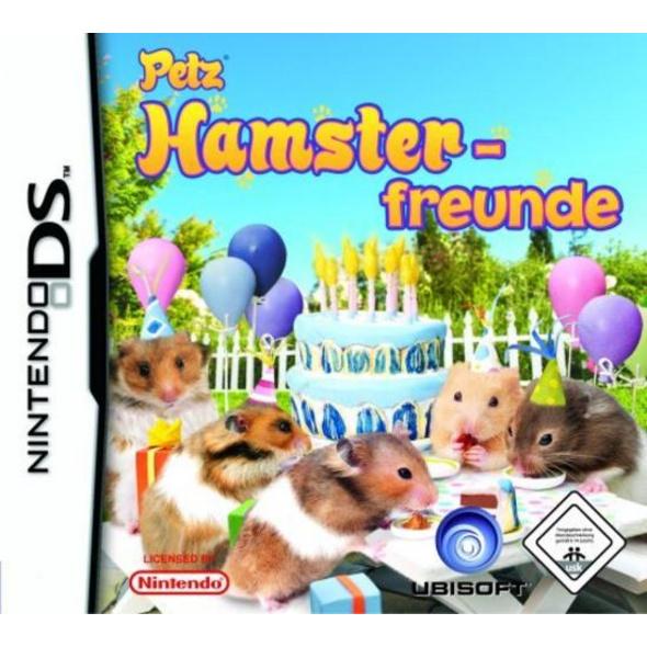 Ubisoft Petz - Hamsterfreunde (Software Pyramide)