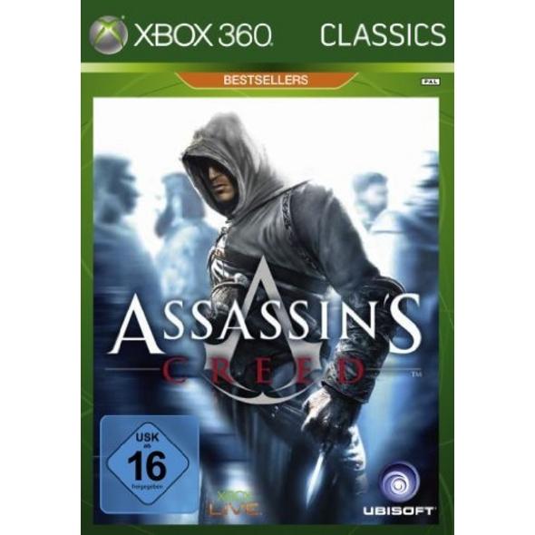 ak tronic Assassins Creed