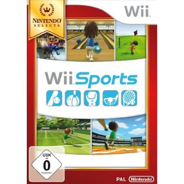 Nintendo Wii Sports (Nintendo Selects)
