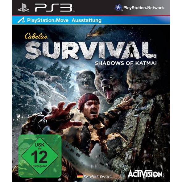 Activision Cabela's Survival: Shadows of Katmai