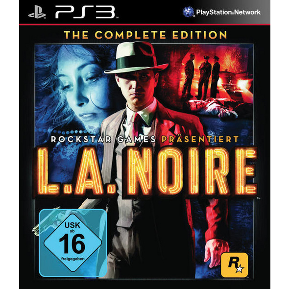 Rockstar Games L.A. Noire Game of the Year Edition