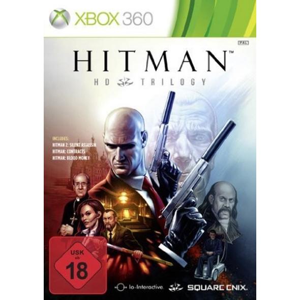 Hitman HD Trilogie