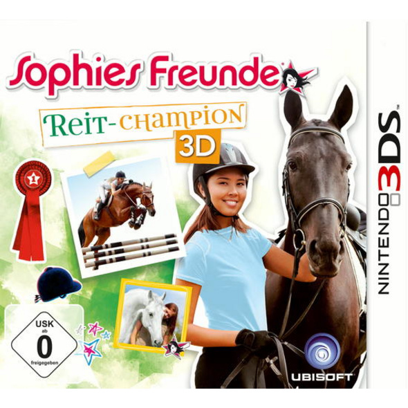 Sophies Freunde Reitchampion 3D