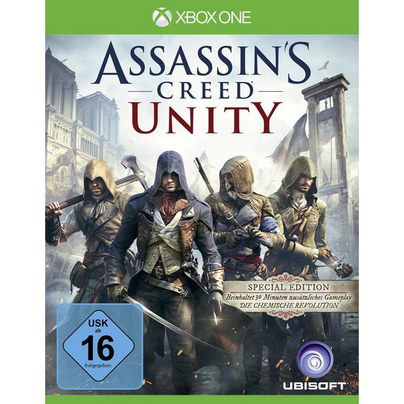 Ubisoft Assassin's Creed Unity Special Edition
