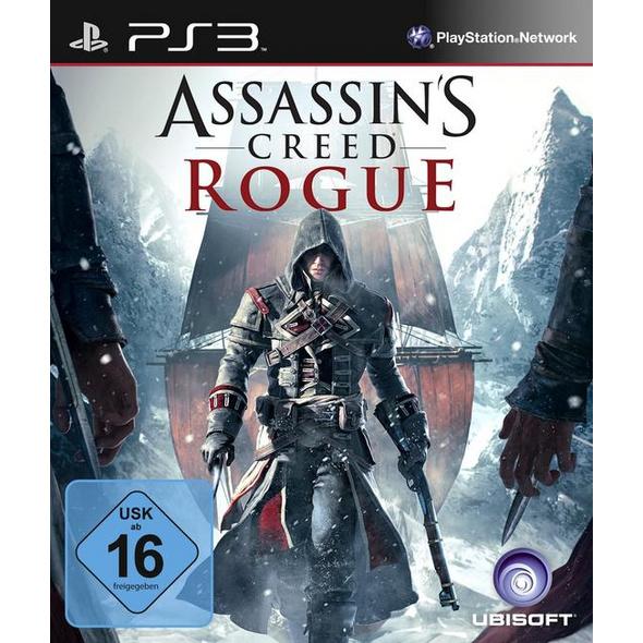 Ubisoft Assassin's Creed Rogue