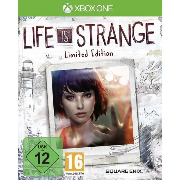 SquareEnix Life is Strange - Limited Edition