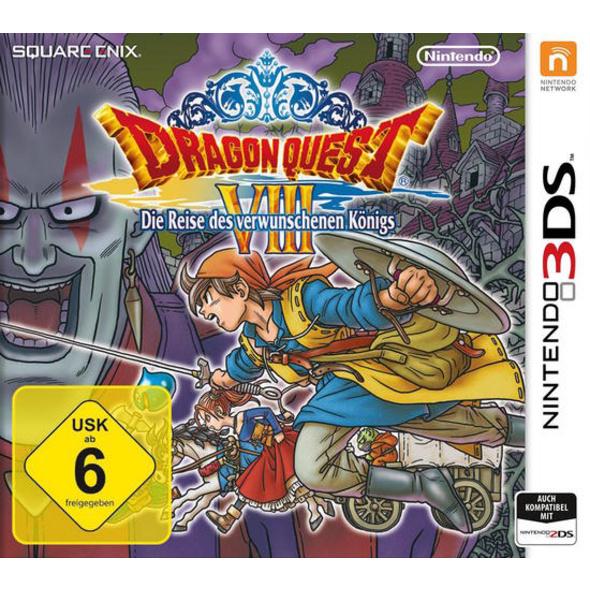 Nintendo Dragon Quest 8