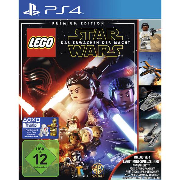 Warner Interactive LEGO Star Wars: Das Erwachen der Macht - Premium Edition