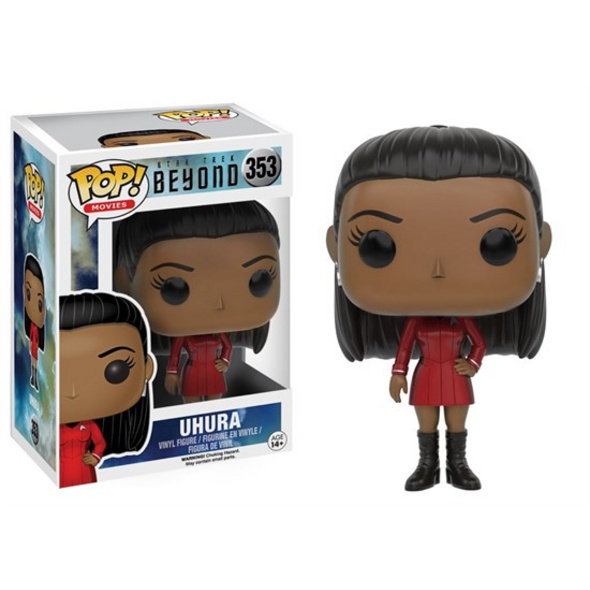 Star Trek: Beyond - Pop! Vinyl-Figur Uhura