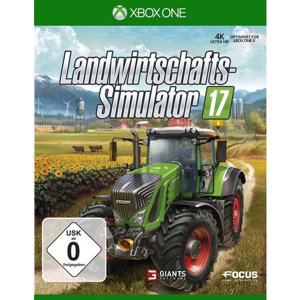 Focus Home Interactive Landwirtschaftssimulator 2017