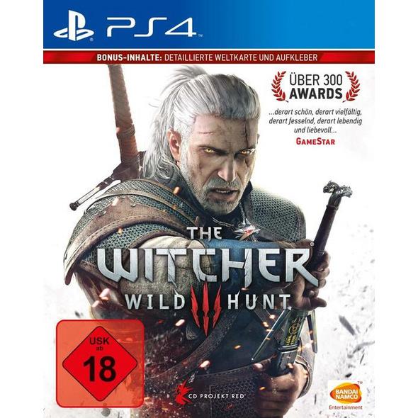CD Projekt The Witcher 3: Wild Hunt