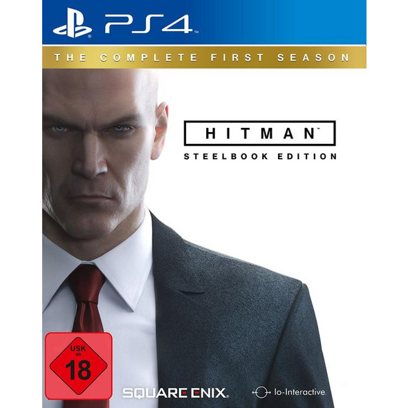 Hitman 1st Season (Steelbook-Edition)