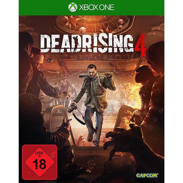 Microsoft Dead Rising 4 (UNCUT)