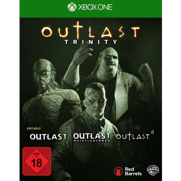 Warner Interactive Outlast Trinity