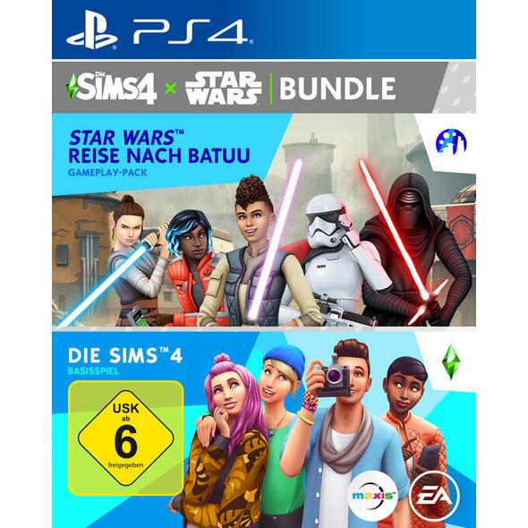 Die Sims 4: Star Wars Reise nach Batuu