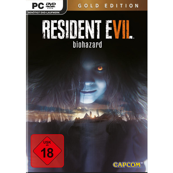 Capcom Resident Evil 7 biohazard Gold Edition