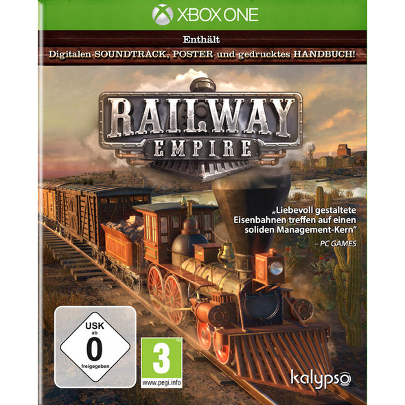 Kalypso Railway Empire