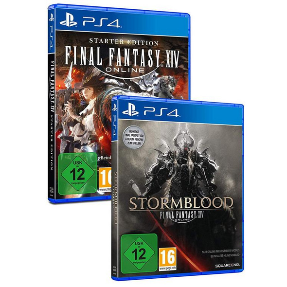 Final Fantasy XIV Double Pack Playstation 4