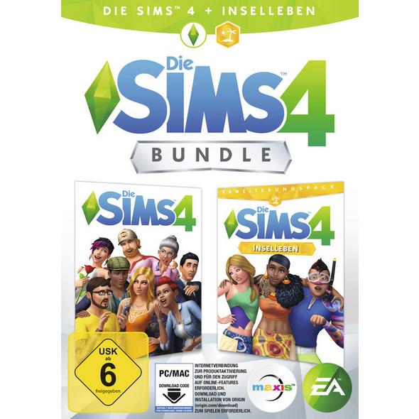 Die Sims 4 + Die Sims 4 Inselleben