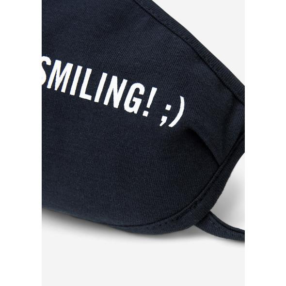 """Gesichtsmaske """"Smiling"""""""