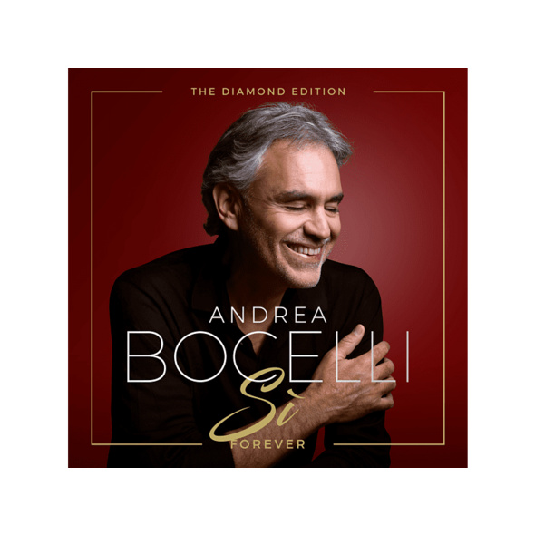 Andrea Bocelli - Sí Forever (Diamond Edition) - (CD)
