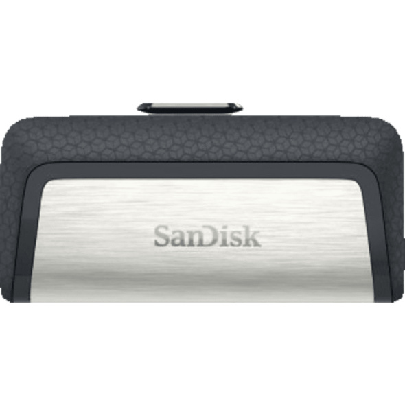 SANDISK Ultra Dual USB Type-C™, 128 GB, USB Typ-C™ Flash-Laufwerk, 150 MB/s