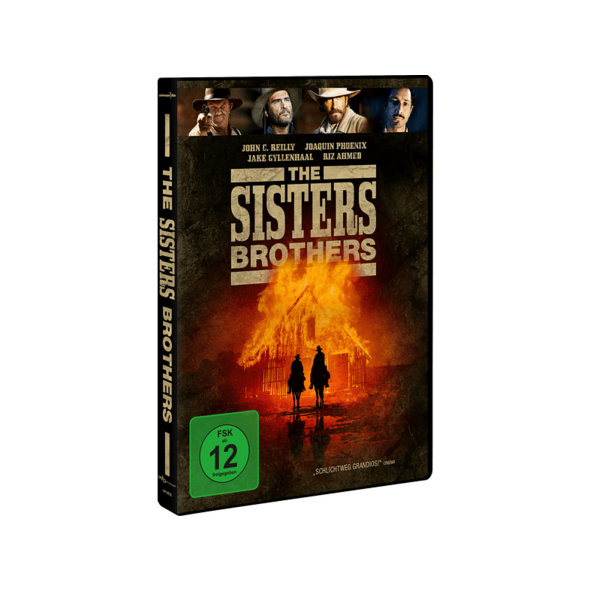The Sisters Brothers - (DVD)