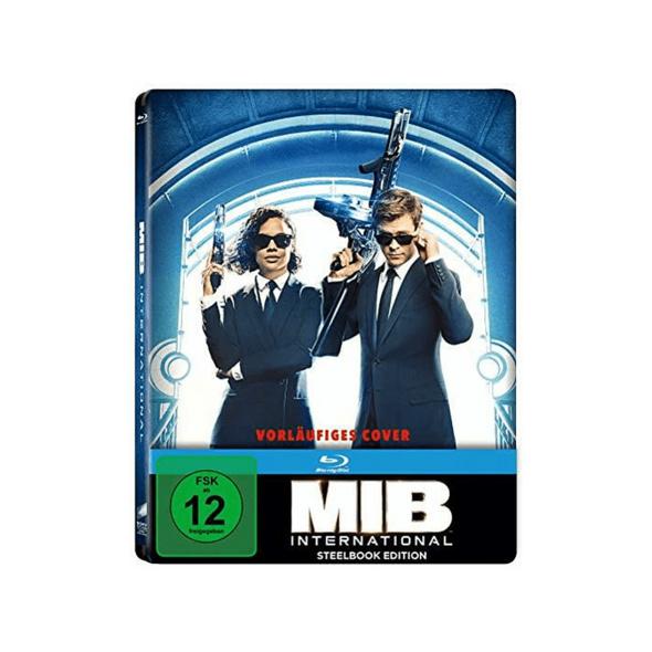 Men in Black: International - (Blu-ray)