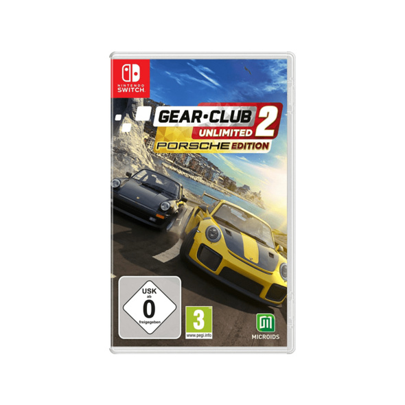 Gear Club Unlimited 2 - Porsche Edition - Nintendo Switch