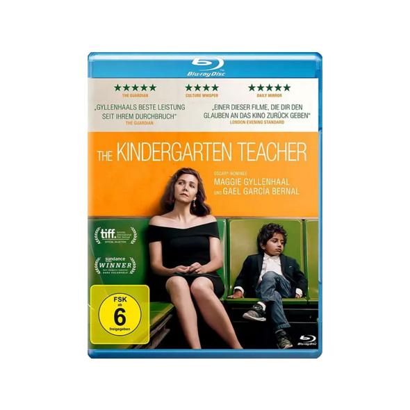 The Kindergarten Teacher - (Blu-ray)