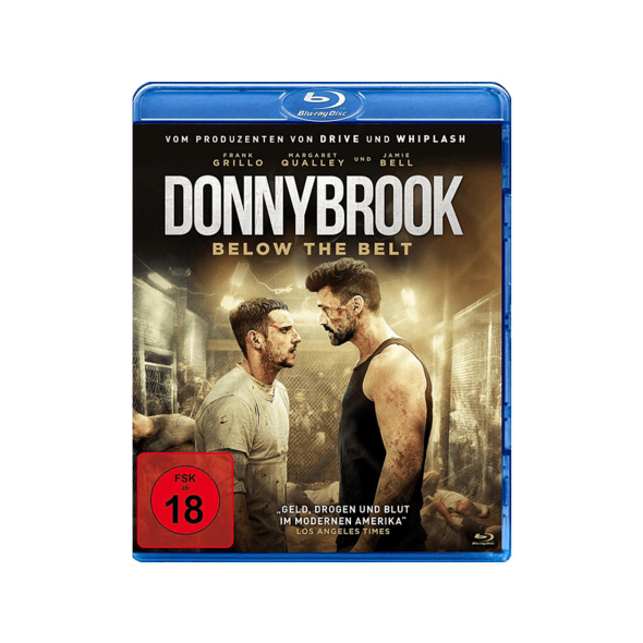 Donnybrook - Below the Belt - (Blu-ray)