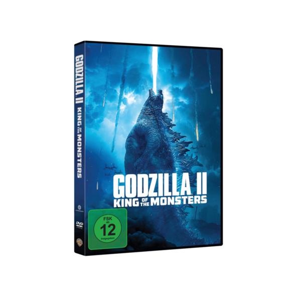 Godzilla II: King of the Monsters - (DVD)