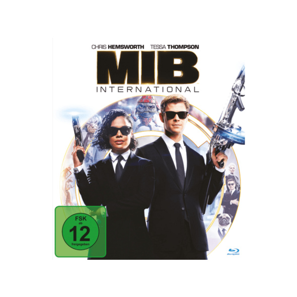 Men in Black: International - (Blu-ray)