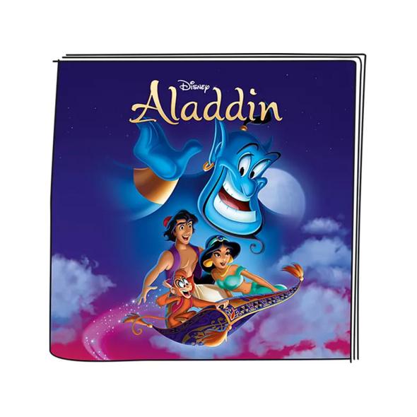 BOXINE Tonie Figuren: Disney Aladdin Hörfigur, Mehrfarbig