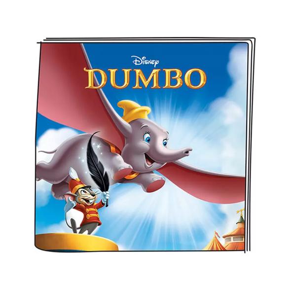 BOXINE Tonie Figuren: Disney Dumbo Hörfigur, Mehrfarbig
