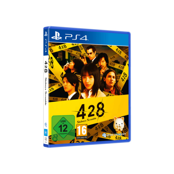 428 Shibuya Scramble - PlayStation 4