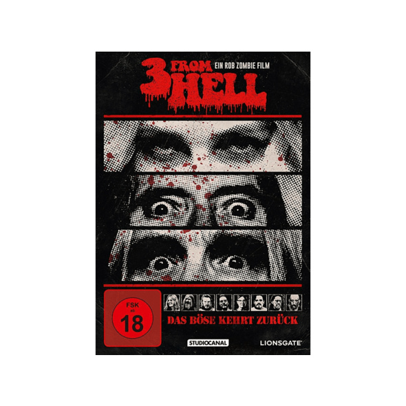 3 From Hell - (DVD)