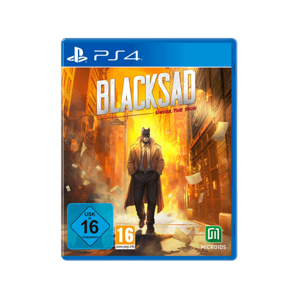 Blacksad: Under the Skin - PlayStation 4