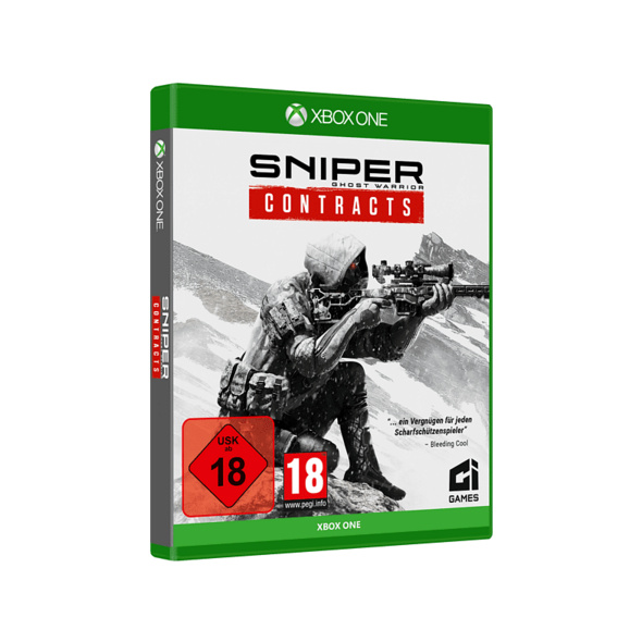XBO SNIPER GHOST WARRIOR CONTRACTS - Xbox One