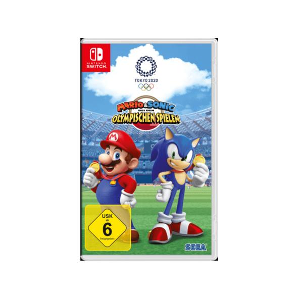 Mario & Sonic bei den Olympischen Spielen: Tokyo 2020 - Nintendo Switch