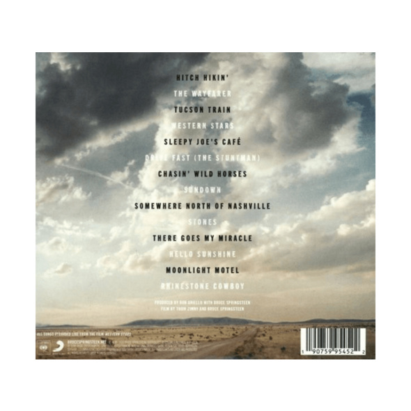Bruce Springsteen - Western Stars - Songs From The Film - (CD)